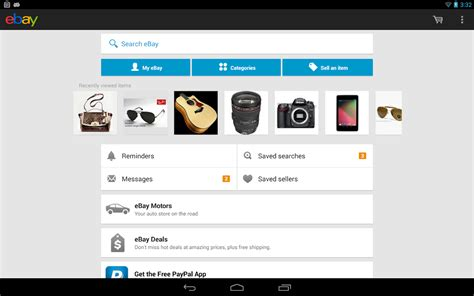 ebay full version android ebay android apps on google play