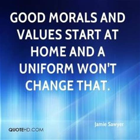 quotes about morals quotesgram
