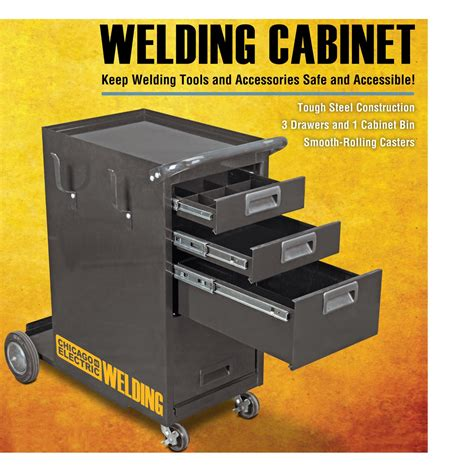 welding cabinet with drawers welding cabinet