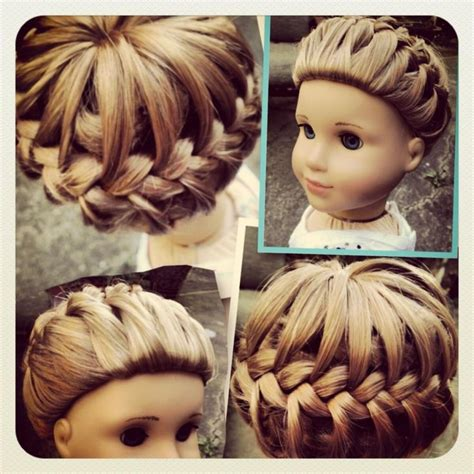 Doll Hairstyles Braids by How To Braid A Dolls Hair Braids And Beyond