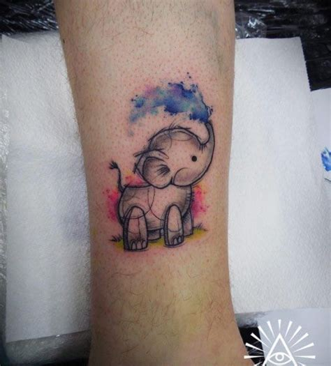 cute animal tattoo designs 25 best ideas about elephant on