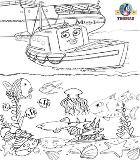 the aquarium colouring books january 2010 train thomas the tank engine friends free online games and toys for kids