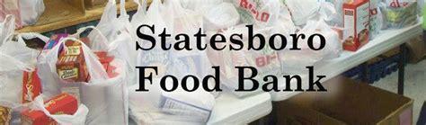 statesboro ga food pantries statesboro food