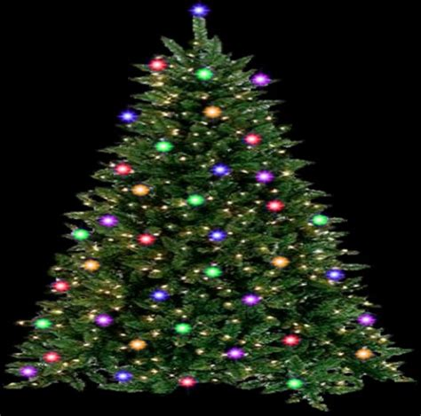 second life marketplace twinkling christmas tree multicolor