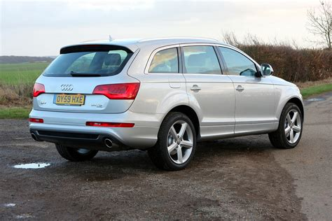 audi q7 review 2014 audi q7 suv review 2006 2014 parkers