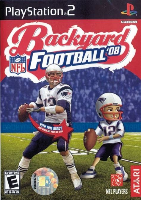 Backyard Football 08 backyard football 08 sony playstation 2