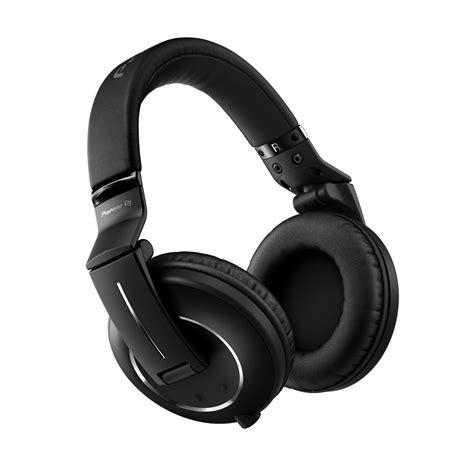 Headphone Pioneer Hdj 2000 Pioneer Hdj 2000 Mk2 K Dj Headphones In Black