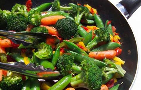 sauteed vegetable medley recipe sauteed vegetables vegetable medley and weight loss