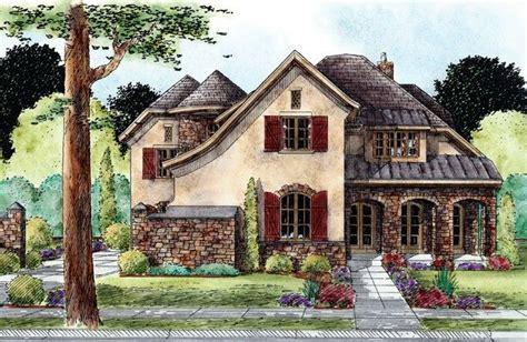 eplans european english cottage house plan 4142 square eplans european house plan english cottage with a giant