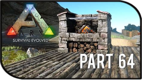ark boat update ark survival evolved gameplay part 64 quot new industrial