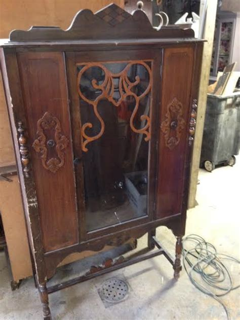 coral china cabinet for sale tuesday s treasures funcycled