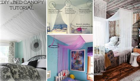 home interior design do it yourself 20 magical diy bed canopy ideas will make you sleep