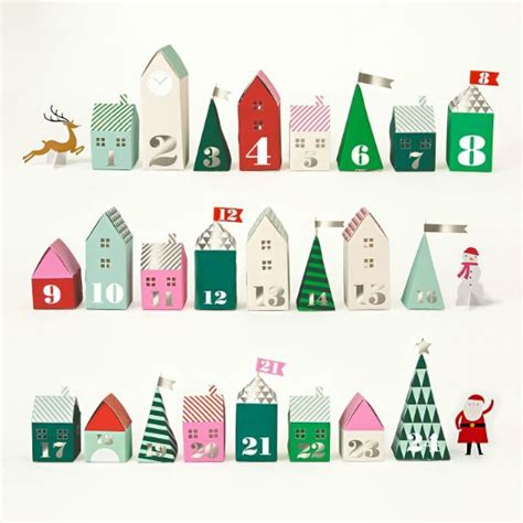 printable advent calendar village our advent calendar holiday decorating plans driven by