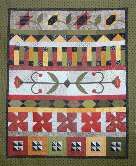 Row Quilt Ideas by The Row By Row Row Quilts Inspirations