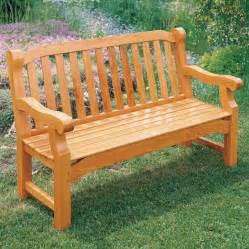 Plans For A Picnic Table Bench by English Garden Bench Plan Rockler Woodworking And Hardware