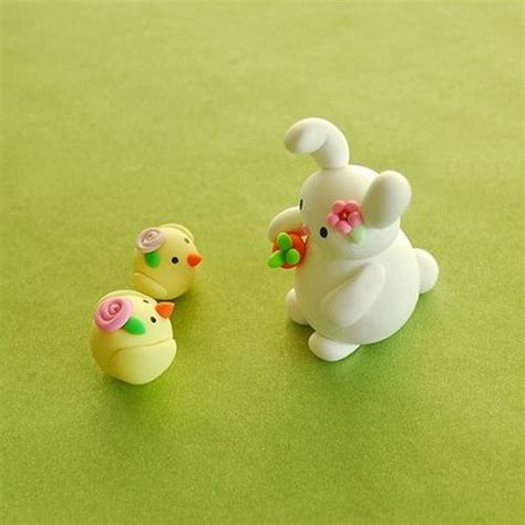 clay crafts for easter hoiday crafts polymer clay ideas crafts for