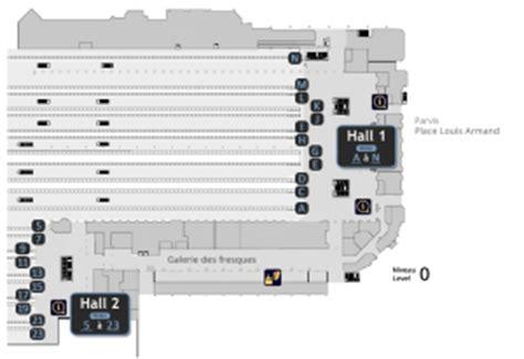 Bus Floor Plans Plans Et Orientation Paris Gare De Lyon