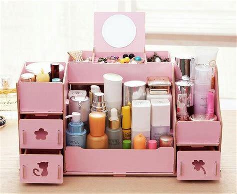 Rak Kosmetik Mini jual rak kosmetik desktop storage jumbo distributor di