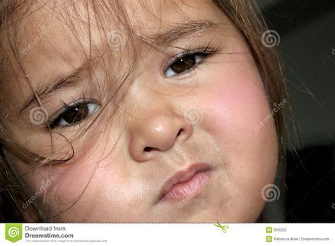 Baby Toddler Bed Kids sad toddler stock photography image 916222