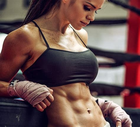 samantha lefave 9 women share exactly what it took to sculpt six pack abs