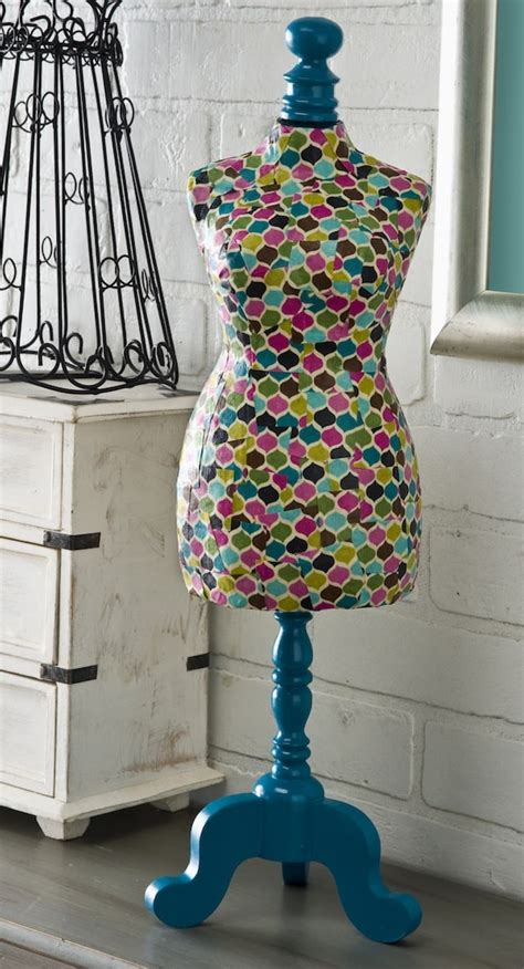 What Do I Need For Decoupage - how to decoupage a dress form mod podge rocks