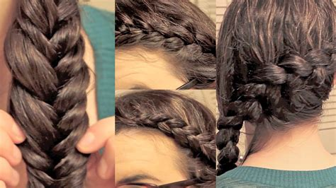 how to i french plait my own side hair how to i plait my own side hair ruffling feathers bang