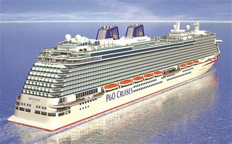 boat shop de queen ar p o cruises to add union jacks and blue funnels to the