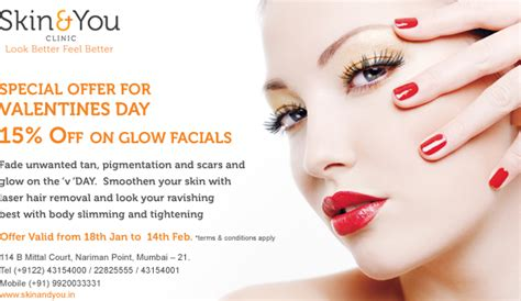 Is Valentines Day Bad For Your Skin by Look Feel On This S Day
