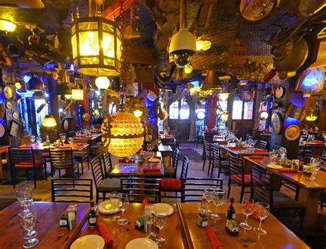 Maianan Animal Kingdom ristorante marius degustare de janeiro