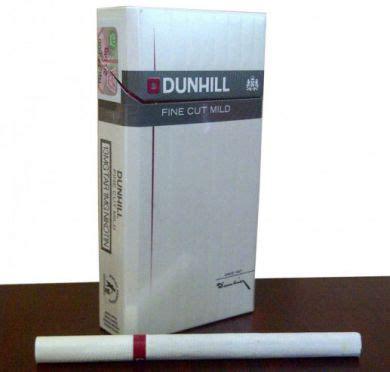 Dun Hill Mild 20 dunhill cigarettes
