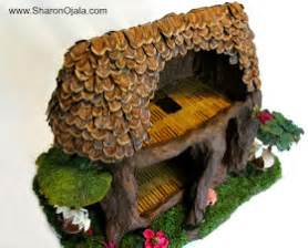 alicia doll house homemade obsessions woodland fairy dollhouse makeover