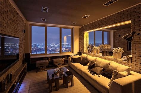 home design nyc new york night apartment interior staradeal com