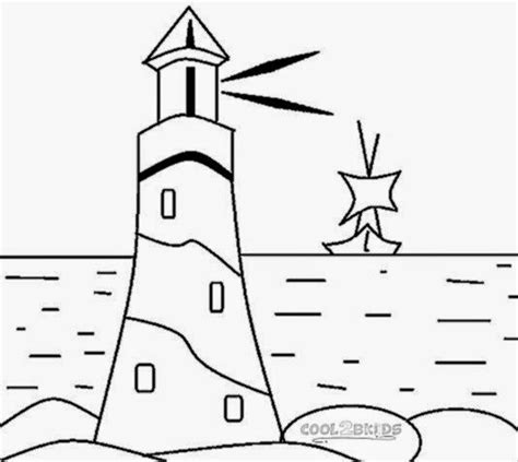 coloring pages lighthouse free printable lighthouse coloring sheets free coloring sheet