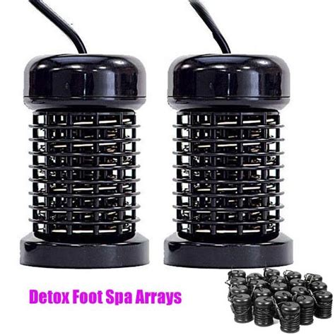Array Foot Detox by Detox Foot Spa Arrays Manufacturer Manufacturer From