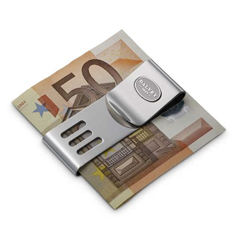 dalvey sport money clip