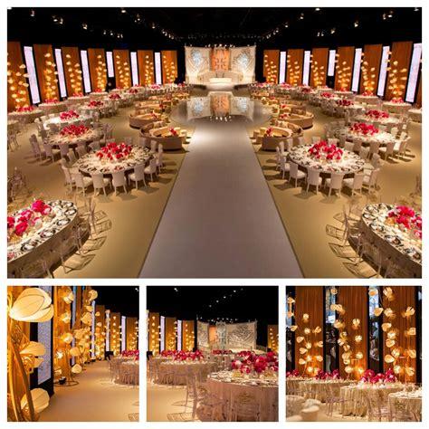 mindblowing luxurious wedding reception decor  design