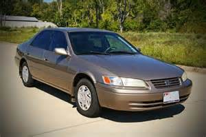 Toyota Camry 1999 Mpg Purchase Used 1999 Toyota Camry Le Sedan 4 Door 2 2l In
