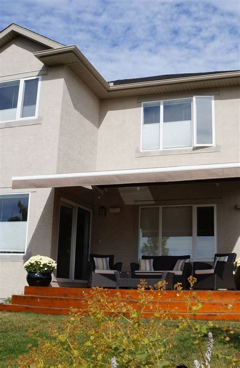 awnings calgary 25 best ideas about patio awnings on pinterest deck