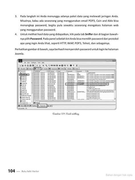 Buku Sakti Hacker buku sakti belajar hacker