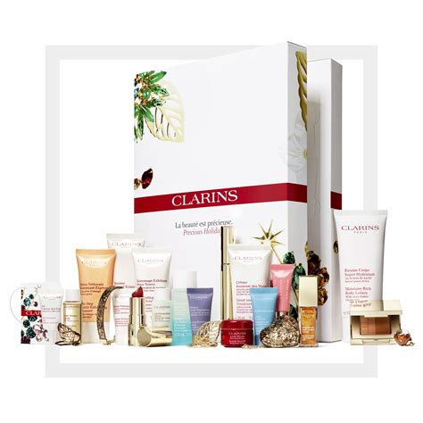 advent calendar advent calendar the sale just for you clarins