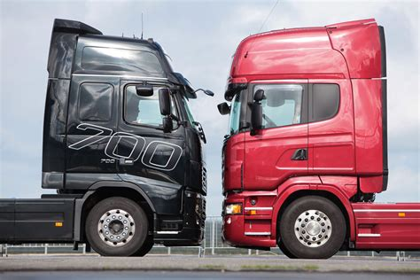 test volvo fh 16 700 vs scania r 730 autoscout24