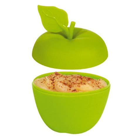 100 food grade silicone 100 food grade silicone apple shaped fruit cooker food