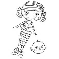 Lalaloopsy Coloring Pages  Free Printables MomJunction sketch template