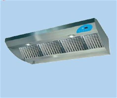 hotte ventilation cuisine professionnelle hotte statique inox cuisine professionnelle 2 filtres galva largeur 1200 mm s p unelvent ref