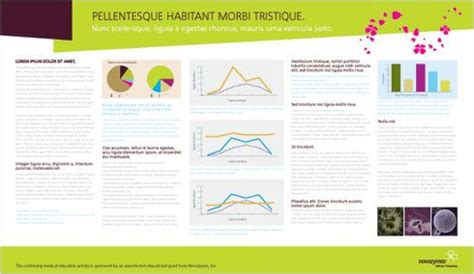 Research Design Vorlage Clean Modern Looking Scientific Poster Posters Poster