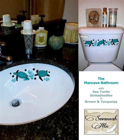 bathroom sink decals 28 best images about bathroom decals on pinterest