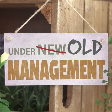 Handmade Door Signs - management gift for grandparents handmade