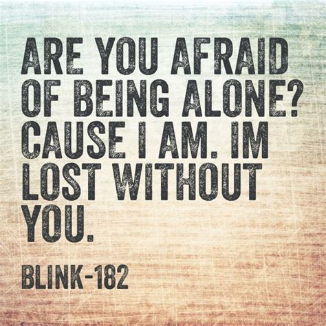 Blink-182 i'm lost without you | MUSIC SAVES LIVES ... I'm Lost Song