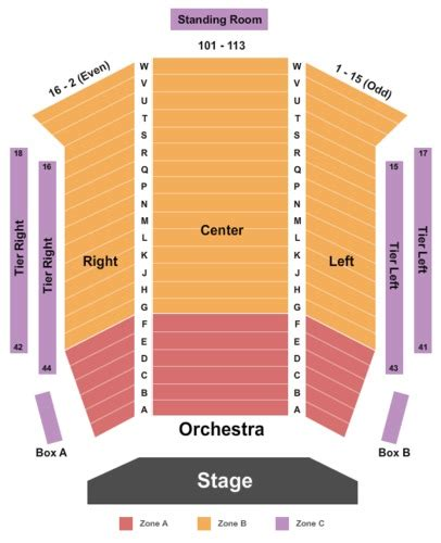 broward center seating capacity nugget and fang tickets amaturo theater broward ctr for