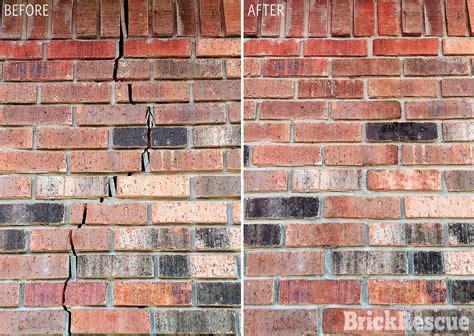 Backsteinmauer Sanieren by Brick Settlement Cracks Bankverh
